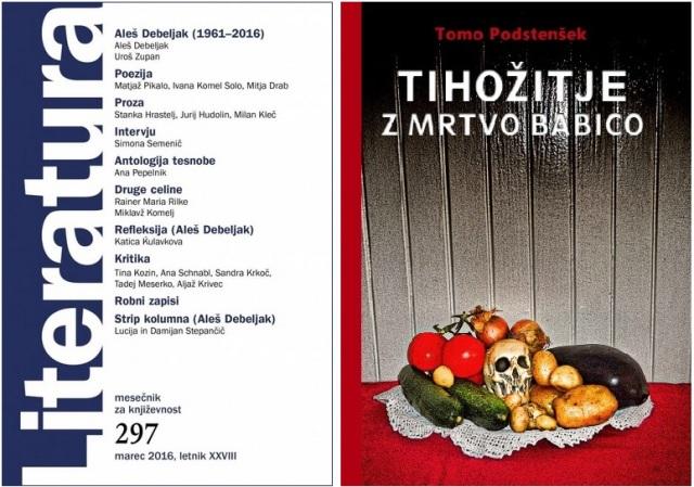 Literatura 297 -Tihozitje